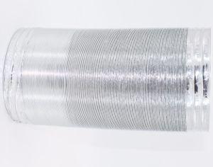 Высокое качество ПВХ Гибкий воздуховод гибкий шланг для очистки воздуха воздуховоды может привести к повреждению для тушения огня