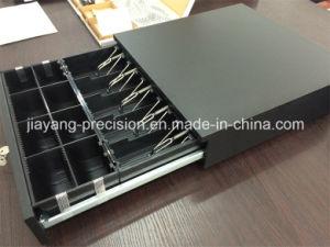 Jy-410b Caja Registradora cajón con construido en el cable para cualquier impresora de recibos