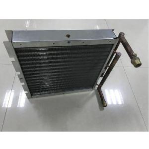 熱湯のファンヒーターの熱交換器のコイル