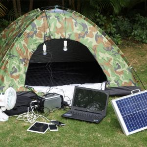 120000mAh高容量の携帯用コンパクトな屋外の強力な発電機