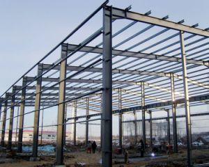 La Chine Ready Made Structure en acier préfabriqués panneau sandwich Entrepôt
