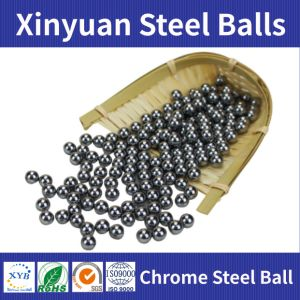 Tipo de bolas de acero cromo 52100 3/8 pulgada de G10 9.525mm