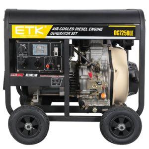 Som Air-Cooled amortecida gerador diesel