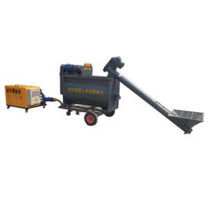 Macchina concreta della strumentazione della gomma piuma di Rbm del blocchetto di Clc del cemento