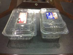 包装のためのプラスチックブドウのフルーツの容器
