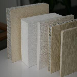 Compostie Closed Edge Aluminum Honeycomb Panels per Furniture Decoration