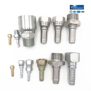 Montaggi idraulici del puntale del tubo flessibile di alta qualità di fabbricazione di CNC del fornitore della Cina