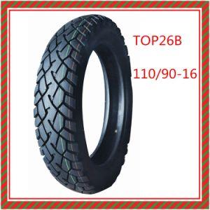 Nylon Tubeless 6pr triciclo Moto neumáticos el neumático 110/90-16