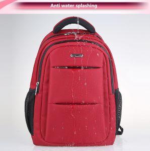 2019 Nova Lista mochila anti-roubo College School Sacos de laptop com o logotipo OEM
