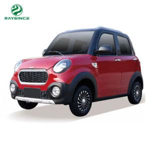 Qing Raysince Facotry directamente el suministro de energía nuevo Vehículo Eléctrico cuatro asientos de coche eléctrico para la venta