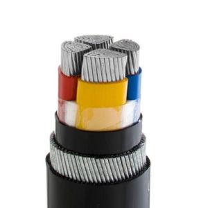 El conductor de aluminio con aislamiento XLPE Zr-Yjlv retardante de llama el cable de alimentación