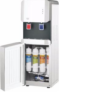 Dispensador de agua fría y caliente con filtro
