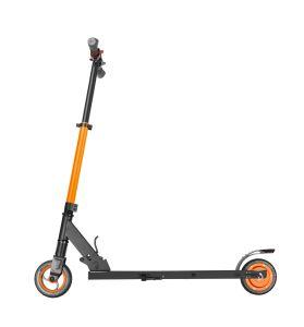6,5 polegadas Kick Scooter eléctrico portátil dobrável com pneu sólido