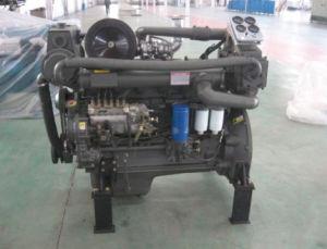 50квт / 60 квт, 1800 об/мин, Рикардо 6105 судовой двигатель для использования генератора
