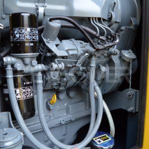 AC trois phase de type silencieux Beinei de groupe électrogène diesel avec moteur