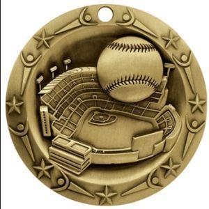 합금 고대 금 3D 메달을 주문 설계하십시오