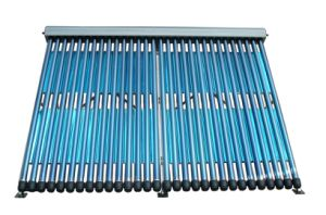 Tubo de calor de alta eficiencia de colectores solares con CE, certificado de marca Solarkey