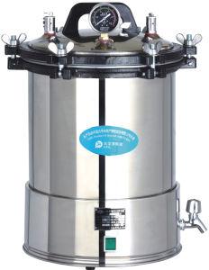 携帯用Pressure Steam Autoclave (MCS-280 - 18/24L)