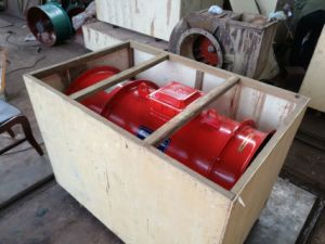 Ventilator de tegen explosies van de Ventilatie/de Ventilator van de Mijn/het Systeem van de Ventilatie van de Mijnbouw/AsVentilator