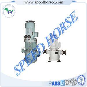 Pompe centrifuge verticale Marine