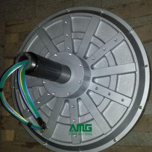 2000W de lage Coreless van van Start t/min Lage Alternator van de Magneet van de Torsie Permanente