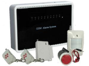 Rede doméstica sem fio GSM Sistemas de Alarme de Intrusão Ki-G30 com Alerta de SMS