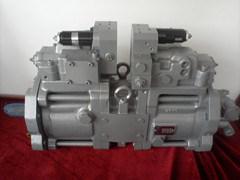 De hydraulische Pomp van de Zuiger (K3V80DT)
