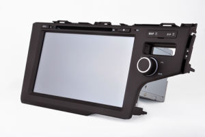 2014 i più nuovi 9 Inch Touch Screen Auto Car GPS/DVD Navigation per Honda Fit Lh-6902 (Overseas Edition)