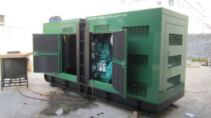 500 ква бесшумный тип Cummins Кта19-G4 дизельных генераторных установках