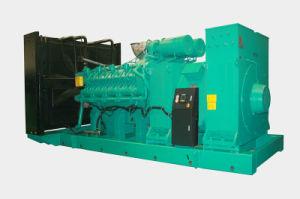 generatore diesel di alto potere di tensione 800kw-2000kw 13.8 chilovolt