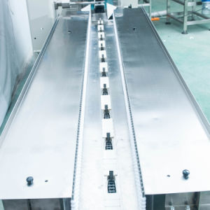 De automatische Verpakkende Machine van de Plastic Zakken van de Stok van de Chocolade van de Staaf van het Suikergoed
