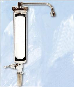 Il depuratore di acqua del controsoffitto con il filtro e lo scrittorio di ceramica ha montato il disegno Qy-GB-03A