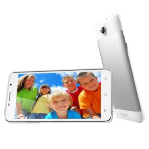 6.0Inch LCD Câmera 8MP 3G celular com tecnologia móvel quad core
