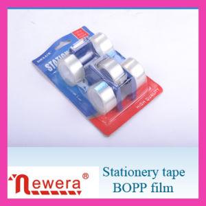 Transparantie/Kleurrijke Band BOPP/de Plakband van de Kantoorbehoeften