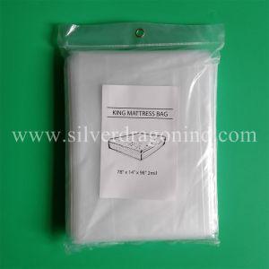 Клиент биоразлагаемой упаковки пластиковый пакет для матрас