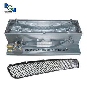 A grelha de pára-choques automático de plástico de Molde
