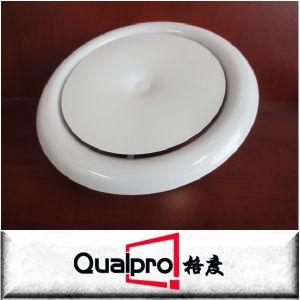 Difusores de ar de alimentação redonda ajustável RA6322