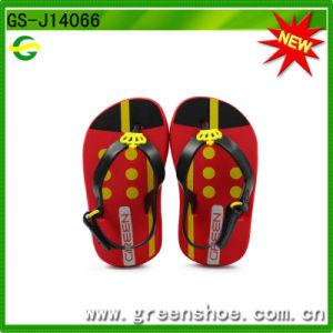 Новая конструкция детского EVA Flip флоп сандалии
