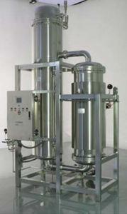 Чистый парогенератор (300L)