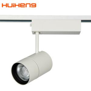 Proyecto comercial Aluminio 35W 40W LED de la COB, Vía PUNTO DE LUZ