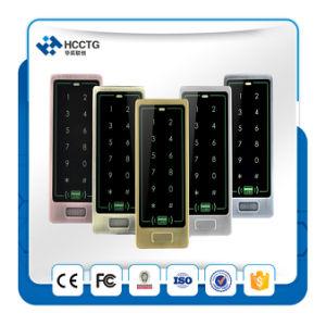 Wg26/34は防水するタッチ画面IC&IDのカードのドアロックのアクセス制御システム(C40)のためのスマートなドアパスワードロックを