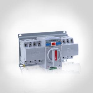 Novo design da marca ATS de alta qualidade 63Um Interruptor de Transferência Automática 4p Wjq1-63/4P