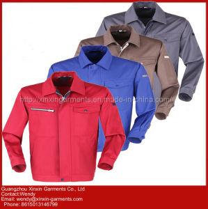 2018人作業摩耗のユニフォーム(W364)のための新しい卸し売り安い綿のWorkwear