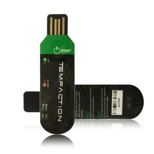Nouveau jetables thermohygromètre Enregistreur de données sans fil USB pour l'intérieur & Outdoor