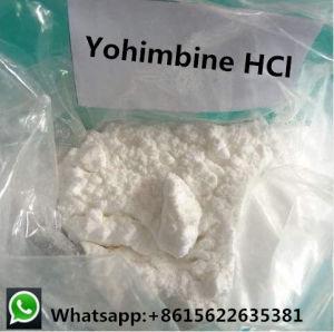 La fabbrica fornisce la polvere pura dell'HCl di 99% Yohimbine