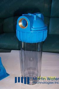 Plastikfiltereinsatz-Hochleistungsgehäuse
