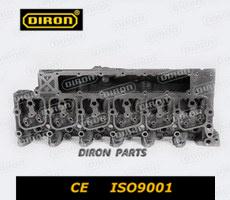 La culata del motor diesel 6b