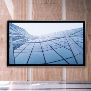 55-дюймовый Bg1000cms Changhong Wall-Mount ЖК-дисплей плеера Digital Signage с CMS