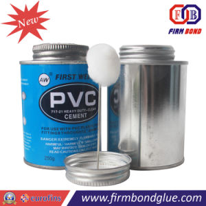 비바람에 견디는 최신 판매 PVC 시멘트