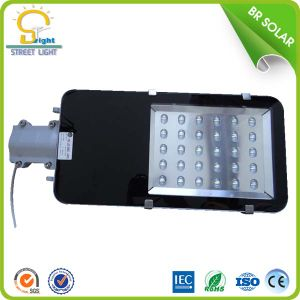 LED de alta potencia 30W de luz de la calle